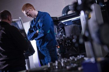 North east engineering investment made by British Engines