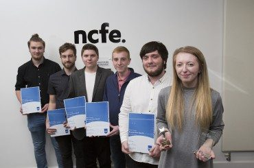North East engineering company British Engines celebrates 'Rising Stars'