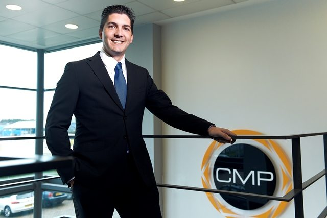 Francisco Dominiguez Director of Quality at CMP Products