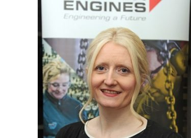 Wendy Tatters, British Engines Group HR Manager