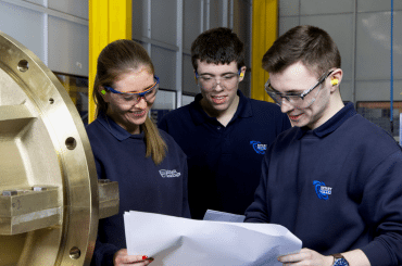 Why choose an engineering apprenticeship?