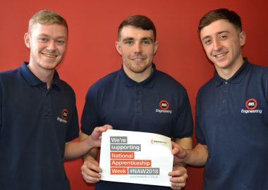 British Engines apprentices explain why apprenticeships work in supporting National Apprenticeship Week 2018