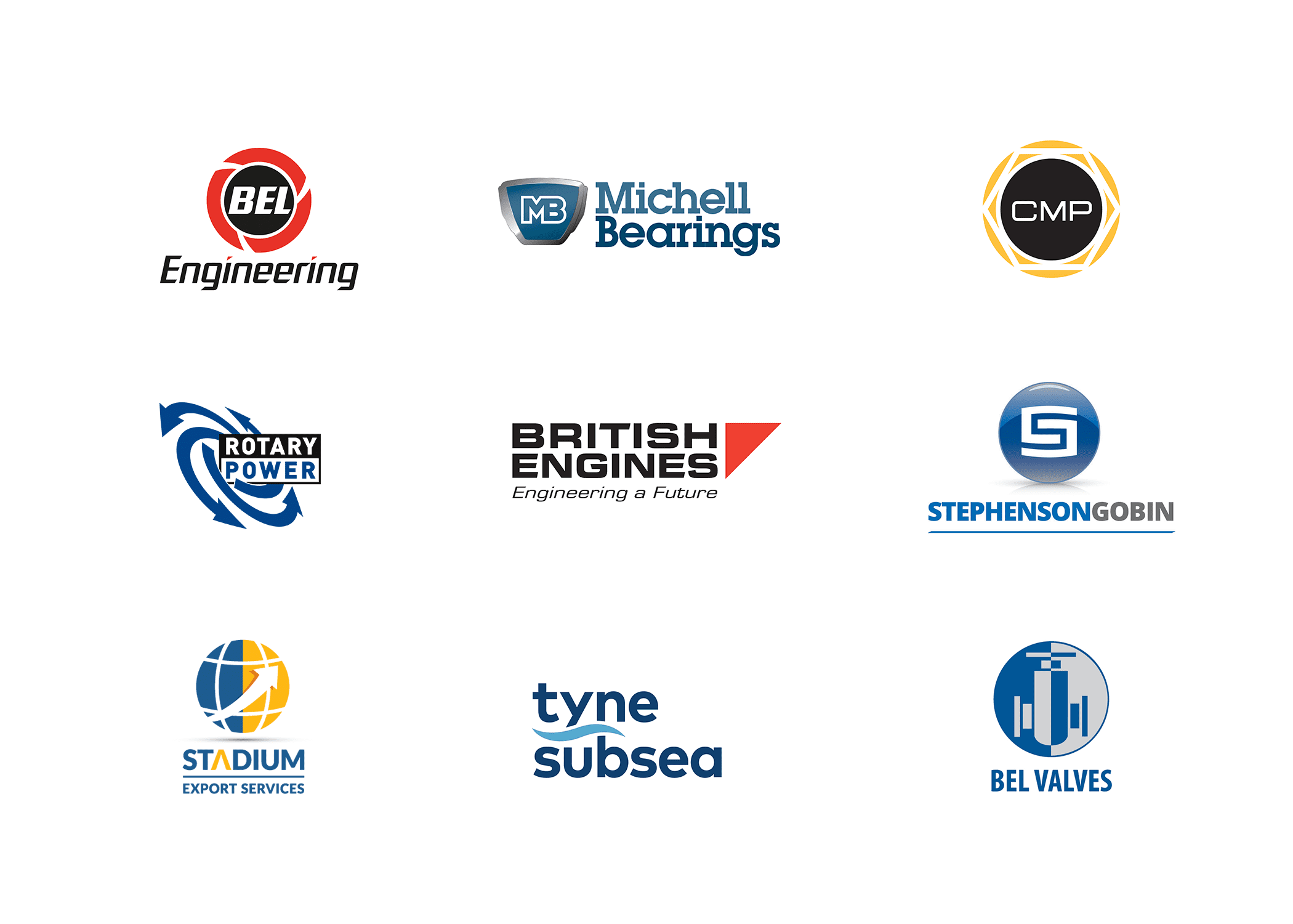 British Engines is made up of eight businesses