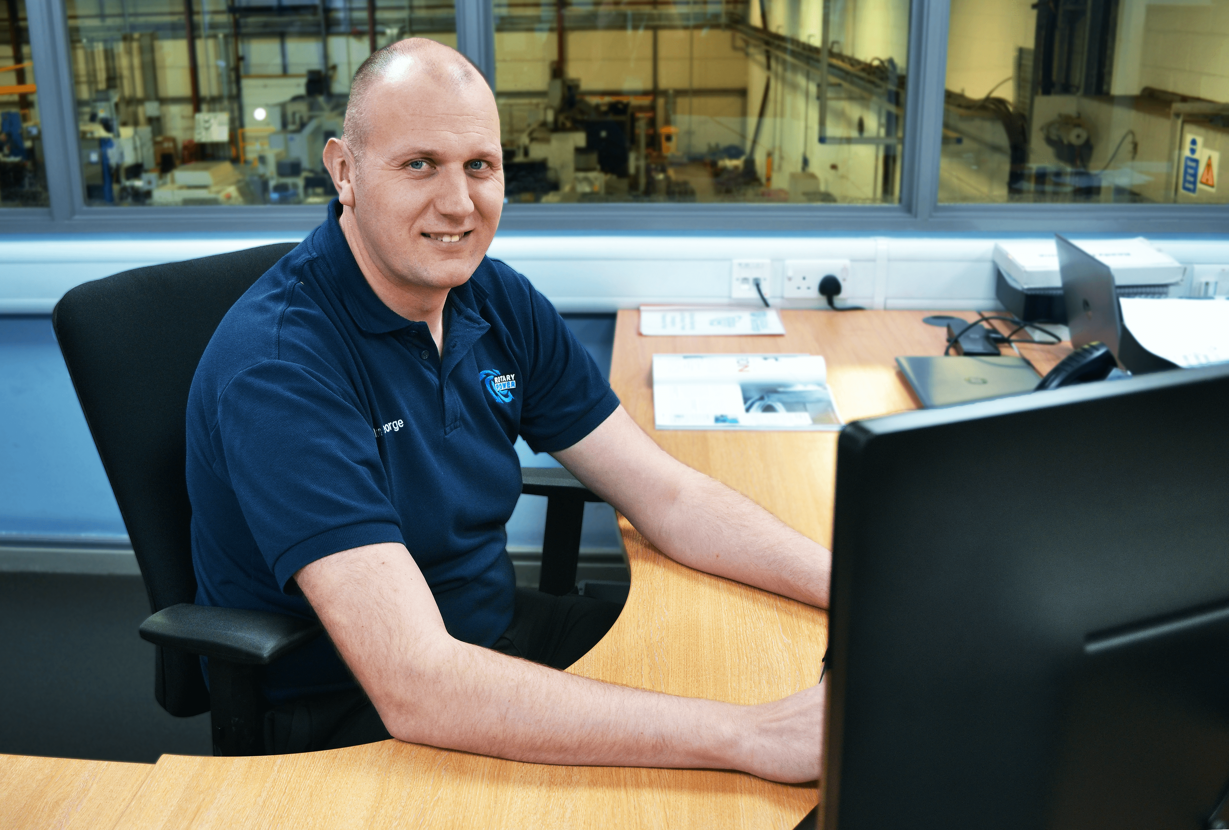 Ian discusses his British Engines apprenticeship for National Apprenticeship Week